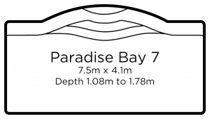 Paradise bay 7 | Everclear Pools Solutions