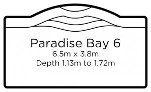 Paradise bay 6 | Everclear Pools Solutions
