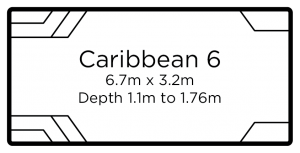 Caribbean 6 | Everclear Pools Solutions