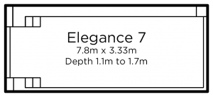 Elegance 7 | Everclear Pools Solutions