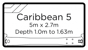 Caribbean 5 | Everclear Pools Solutions