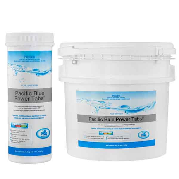 Blue Power Tabs | Everclear Pools Solutions