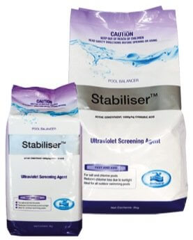 Stabiliser | Everclear Pools Solutions