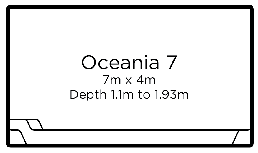Oceania 7 | Everclear Pools Solutions